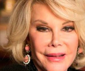 Médico que hizo endoscopia a Joan Rivers fue despedido