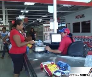 Híper PDVAL Punta de Mata I ha expendido 55 mil kilos de alimentos durante septiembre