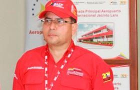 Designan a Wilfredo Marín como nuevo director ejecutivo de Corpovex