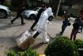 Detienen en Chile a tres sospechos de actos terroristas con explosivos