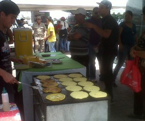Gobierno Bolivariano fomenta el Punto y Círculo en Carabobo