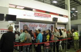 Refuerzan vigilancia en aeropuerto de Valencia para evitar ingreso de personas con virus ébola