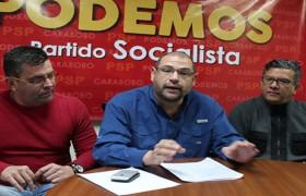 Podemos Carabobo: está en marcha una sublevación contra la MUD y Rúben Pérez Silva