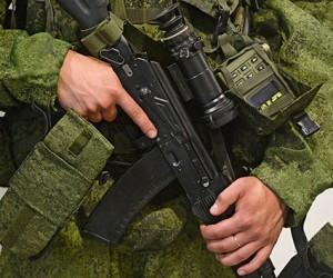 Rusia comienza a preparar la nueva equipación del 'soldado del futuro'