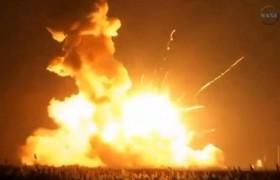 Explotó cohete con carga para Estación Espacial Internacional