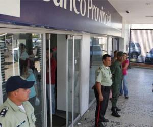 Incrementarán seguridad bancaria en noviembre