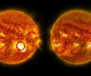 La mayor mancha solar en 24 años genera una ola de erupciones sin precedentes