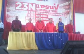 Diosdado Cabello llega a Valencia para encuentro regional del Psuv
