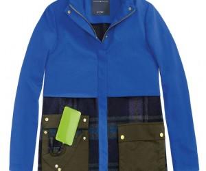 La chaqueta que permite cargar tu celular o tableta