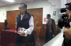 Fujimori continuará internado para someterse a más pruebas médicas