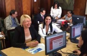Ortega Díaz se postula para repetir como Fiscal