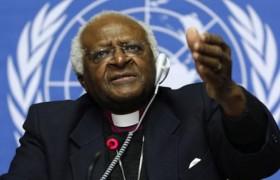 Desmond Tutu inició tratamiento contra el cáncer