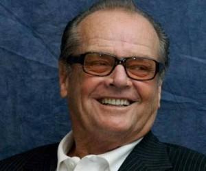 Jack Nicholson ya no sale de su casa por el Alzheimer