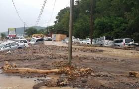 Decretan dos días de duelo en Dominica tras devastación dejada por Erika