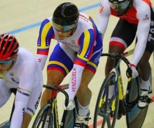 Ciclismo venezolano revalidó título panamericano de velocidad por equipo en Chile
