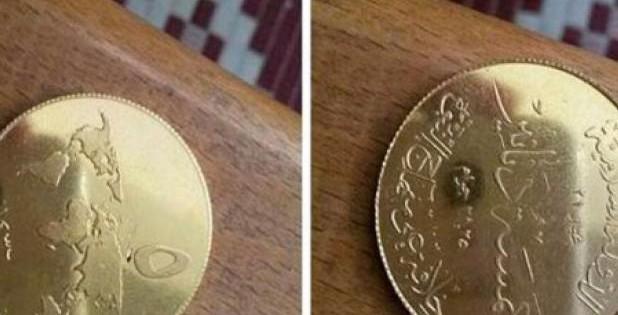 Estado Islámico crea moneda de oro para acabar con el dólar