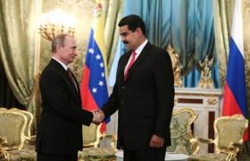 Maduro y Putin abordan precios del petróleo