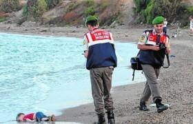 La muerte del niño sirio Aylan Kurdi es una bofetada a la Humanidad