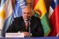 """Presidente del Senado colombiano emplaza a Samper """"valorar"""" su permanencia en Unasur"""
