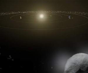 Detectan un posible noveno planeta en el sistema solar