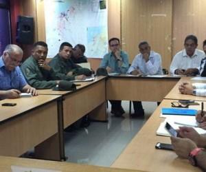 Ministro Pérez Abad instala encuentro con autoridades de Anzoátegui