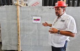 Venezuela aumentará exportación en sector granitero