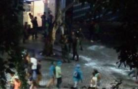 Caracas: Con el cuento del carnaval intentaron saqueo en un Farmatodo en Sabana Grande